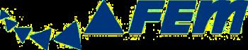 Logo of FeM e.V.