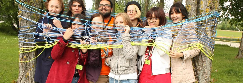 ISWI 2013 Design Group (photo by Katja Schmidt)