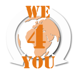 Logo of we4you