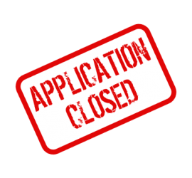 Application closed!